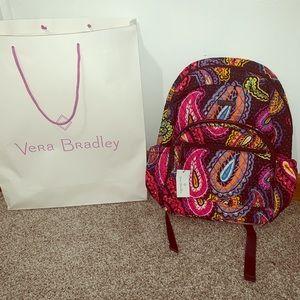 Vera Bradley Essential Backpack NWT